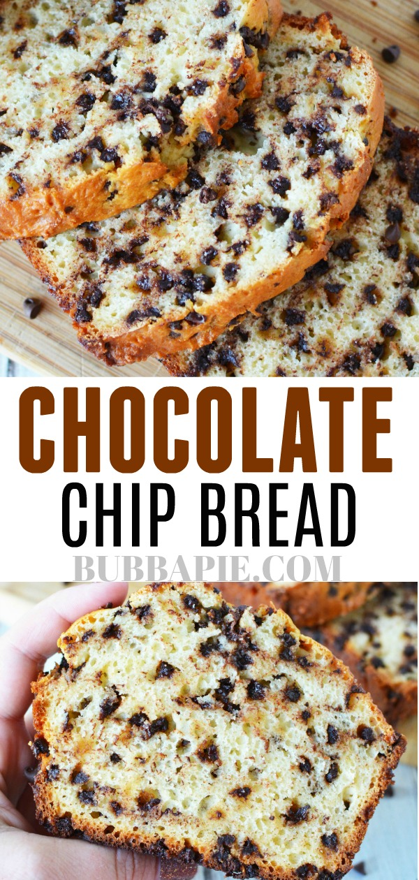 chocolate chip bread pin