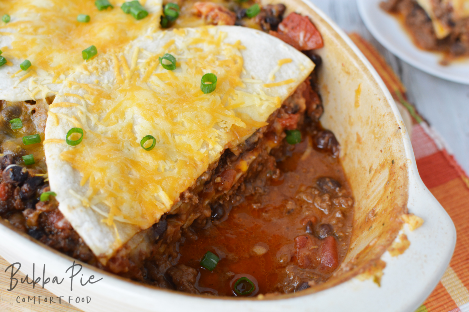 Learning How To Make Taco Lasagna was so easy. Serving it to my family was even easier!