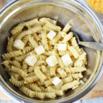 Mix Pasta with Butter