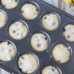 easy banana blueberry muffins recipe