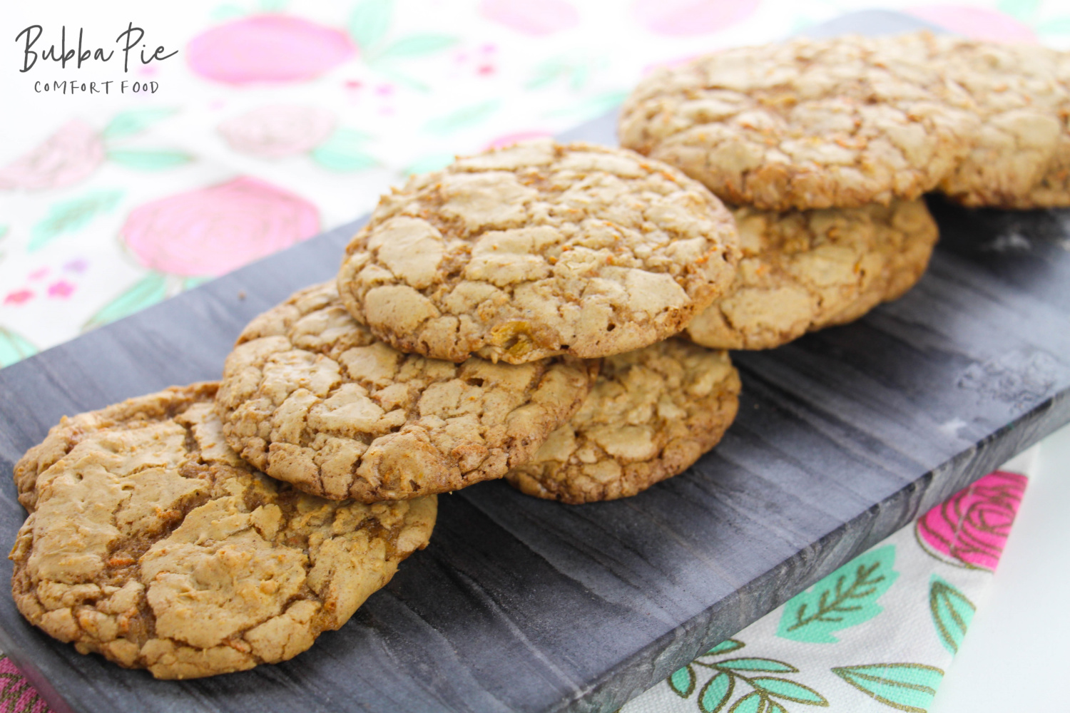 Easy Carrot Cookie Recipe