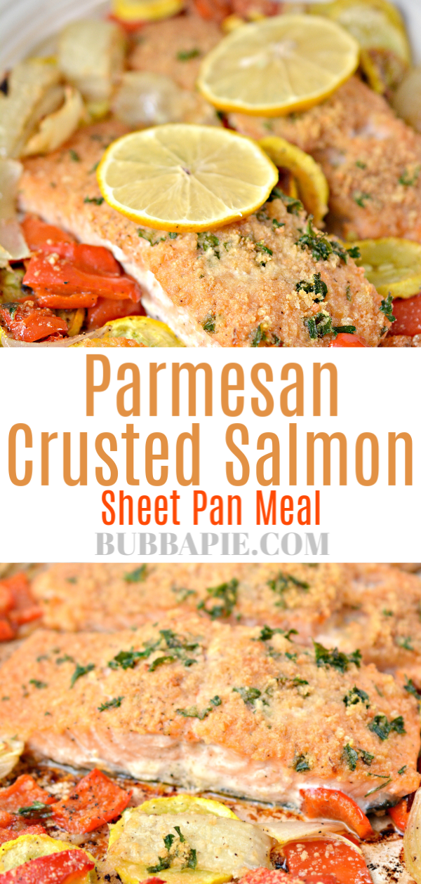 parmesan crusted salmon pin