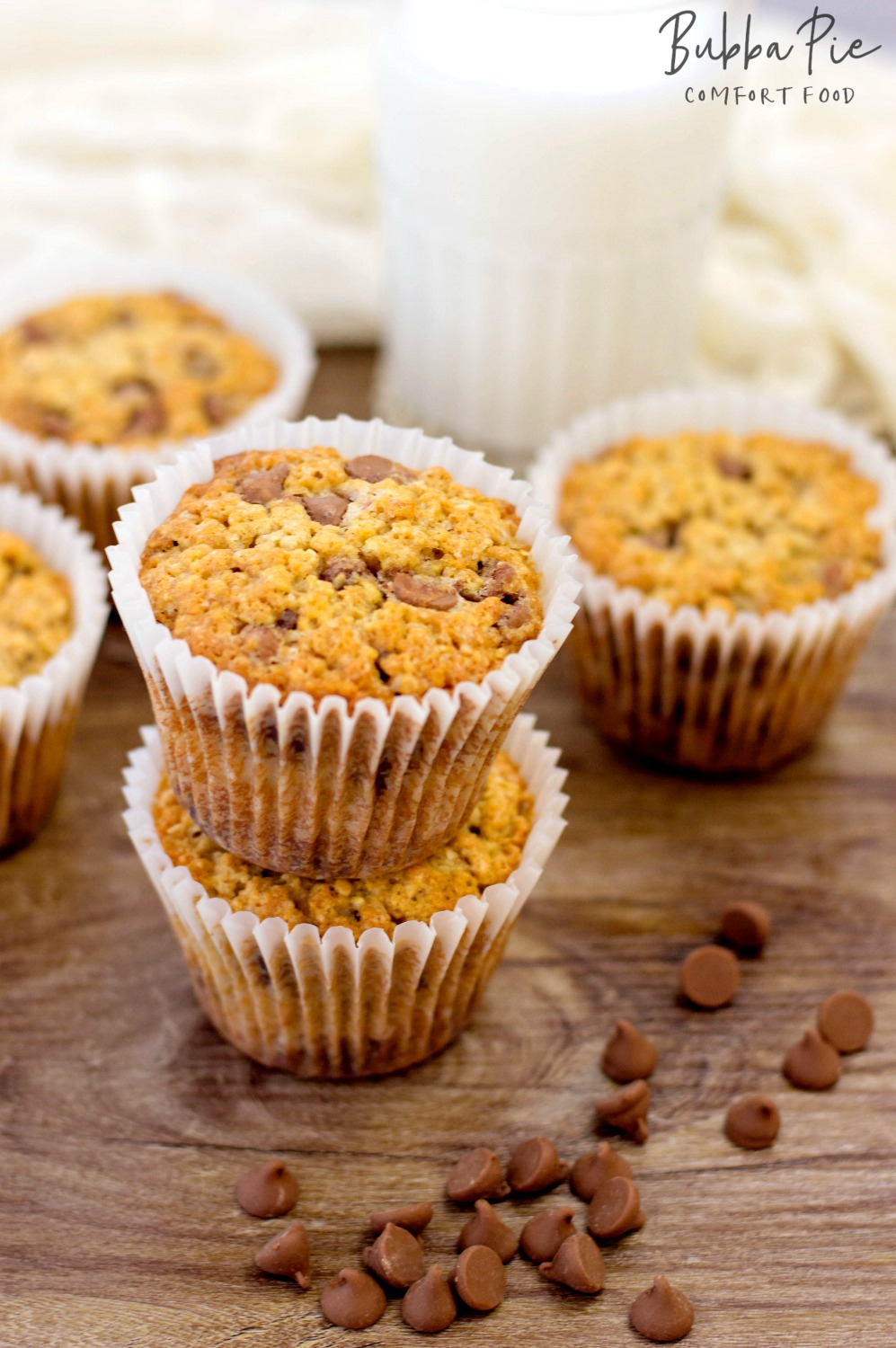 Breakfast Muffins are a great treat to start your day or perfect for an on-the-go breakfast