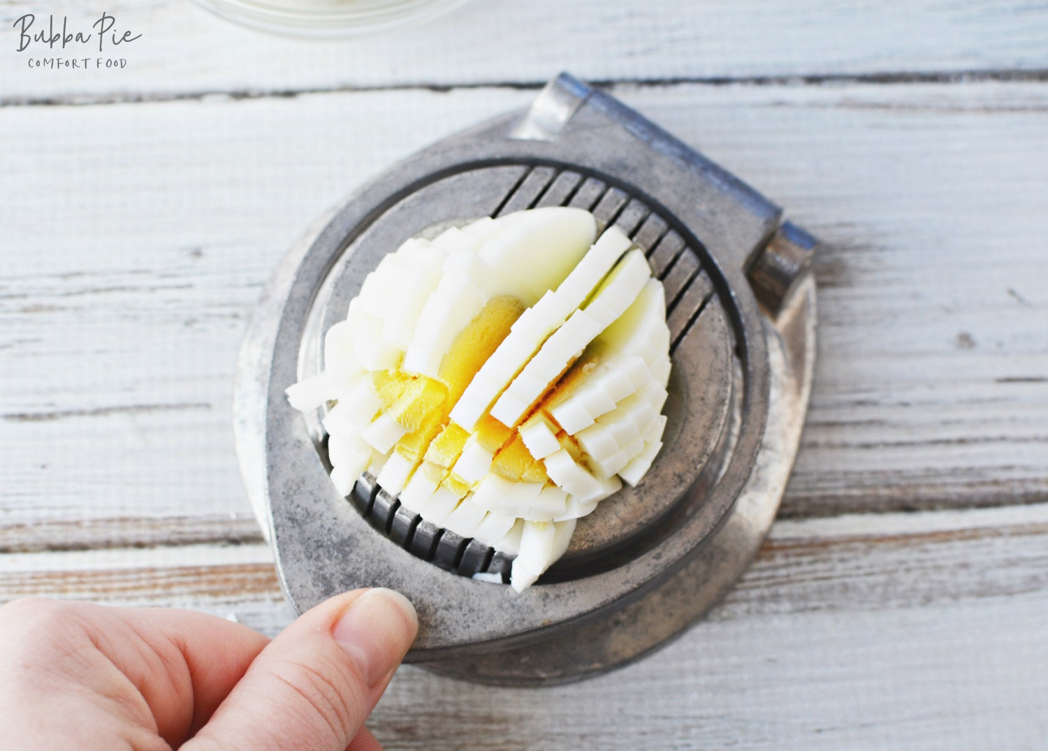 Potato Salad with Egg Recipe works well with picnics or cookouts.