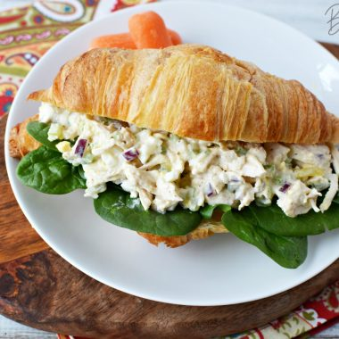 Southern Chicken Salad Sandwich