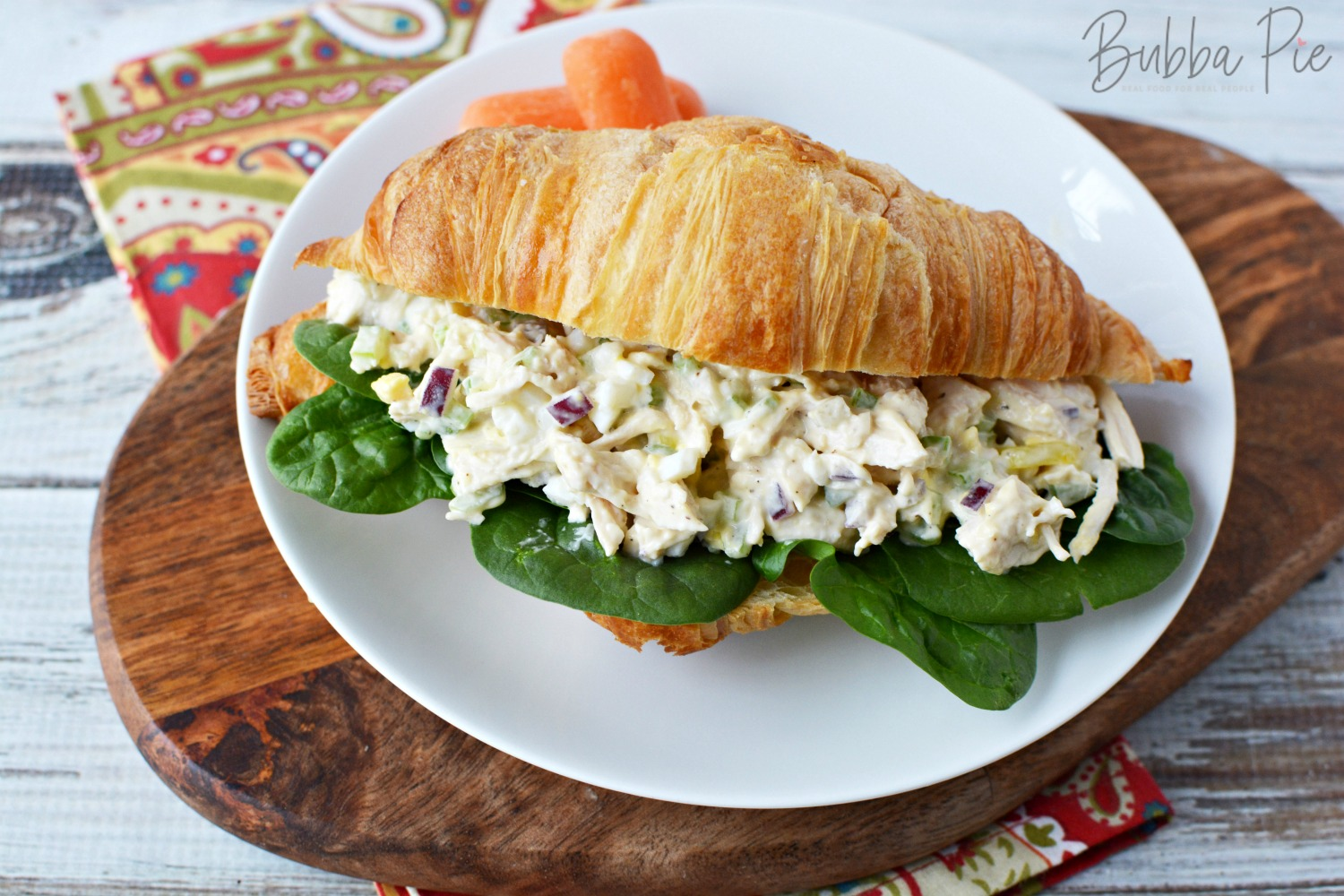 Southern Chicken Salad Recipe Bubbapie