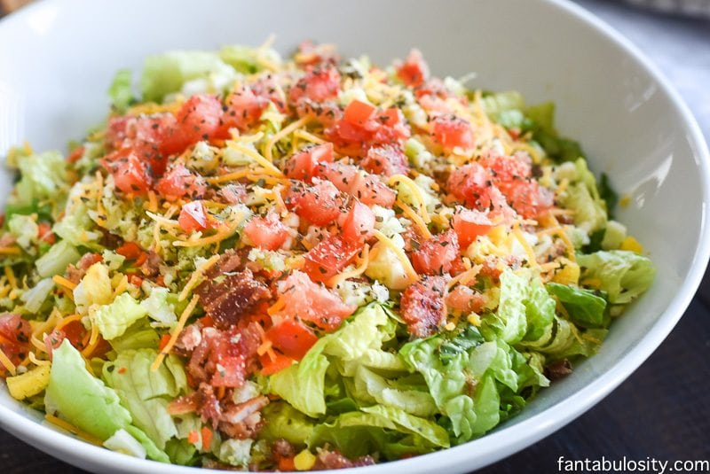 Side Salad Recipe