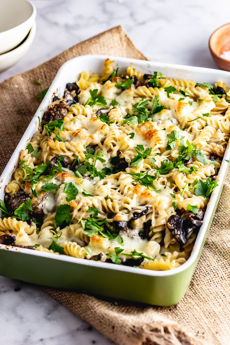 Vegan casseroles