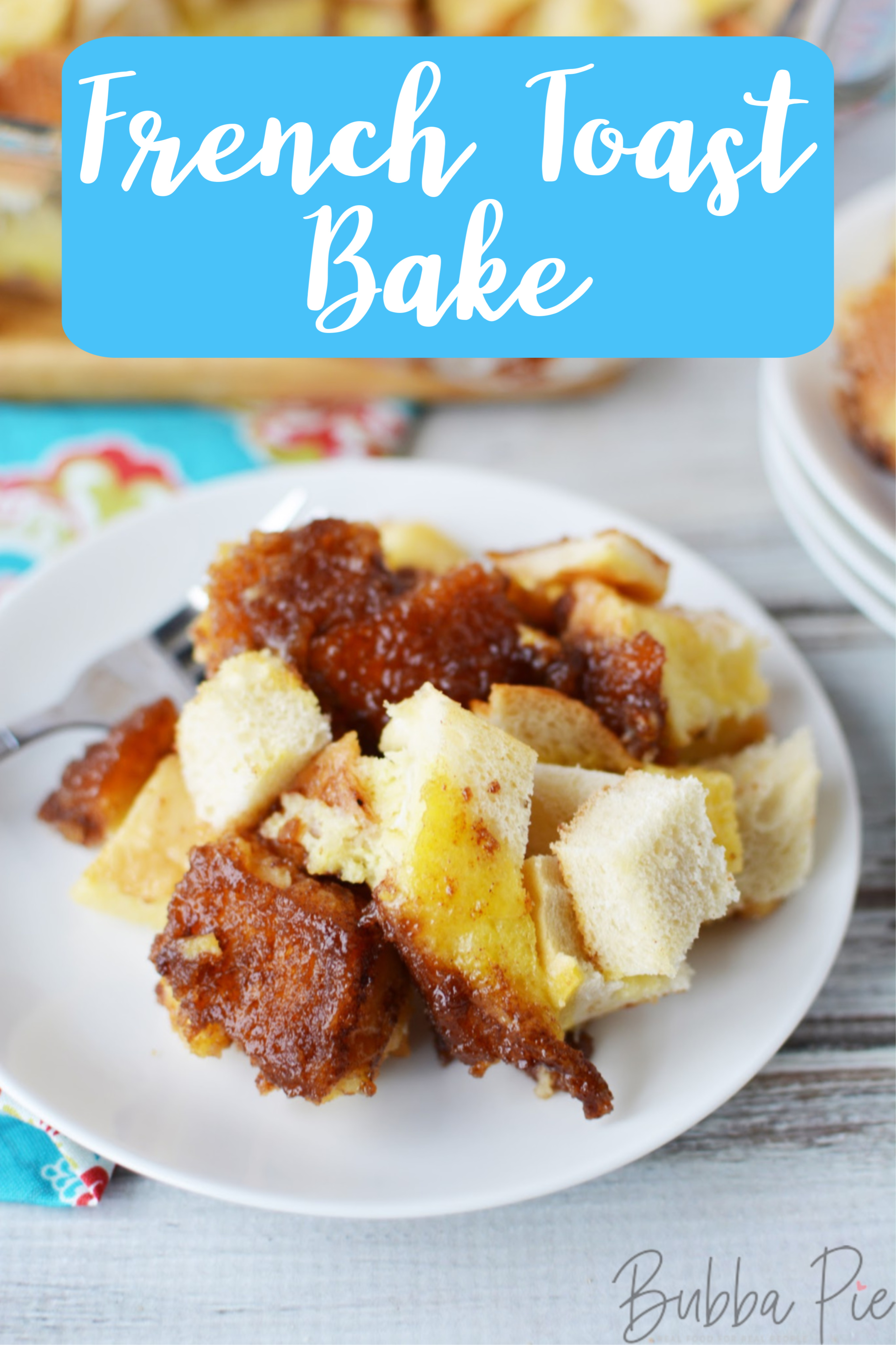 French Toast Bake Pin