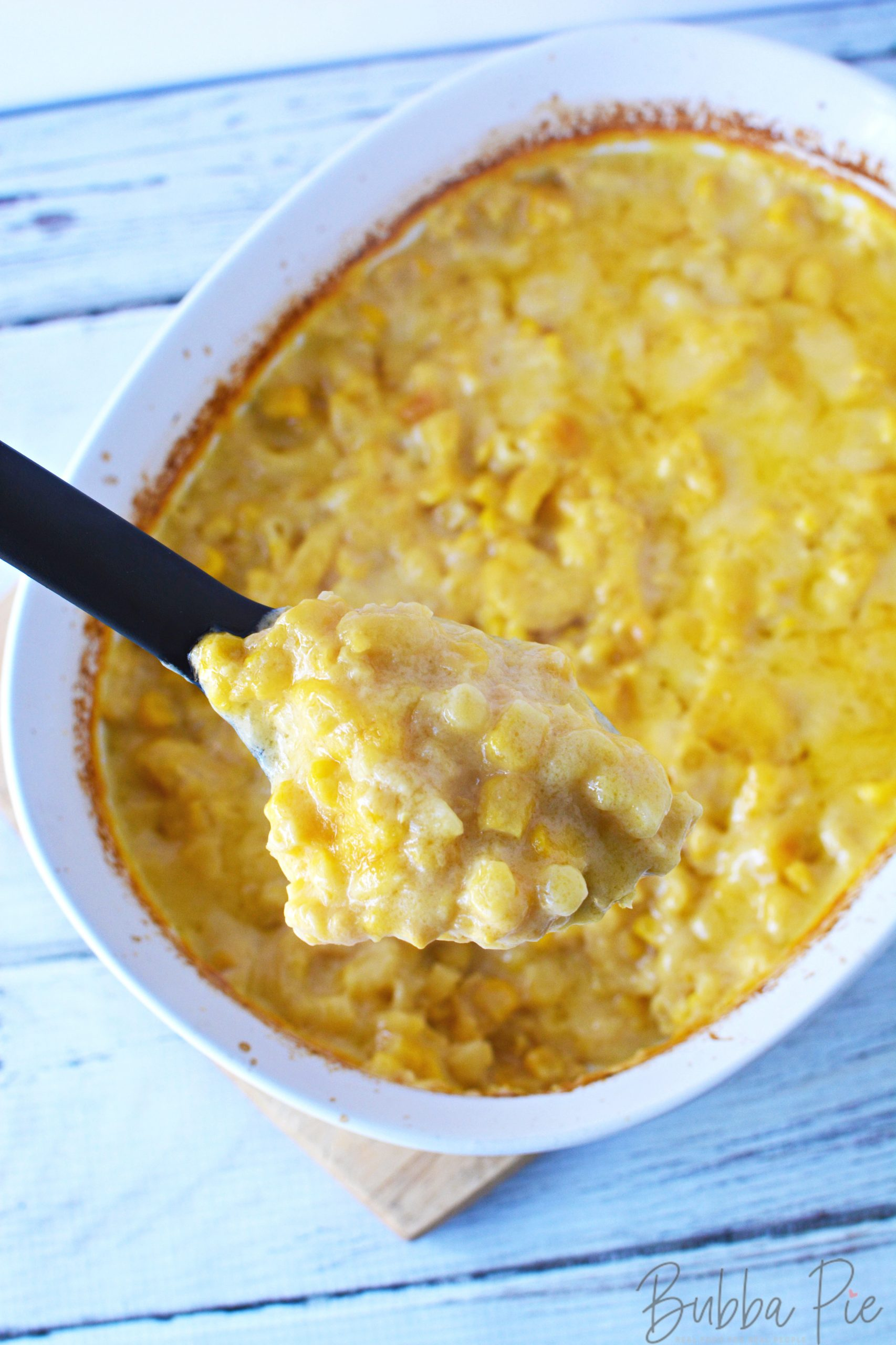 Macaroni and Corn Casserole