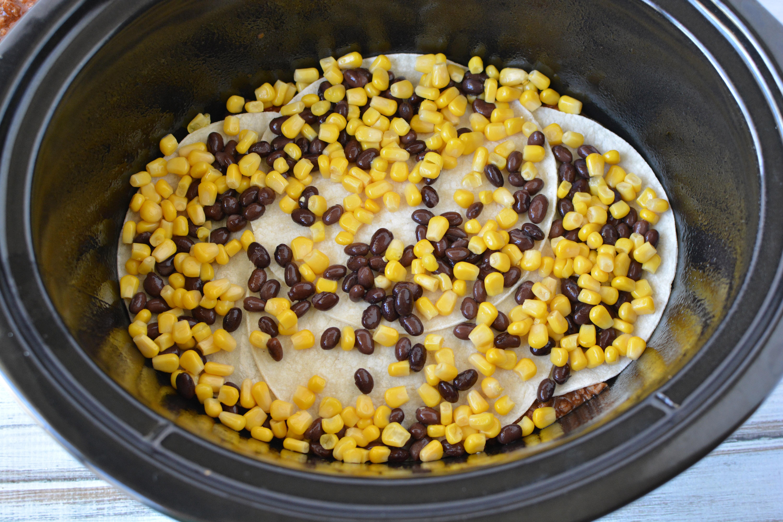 Mexican Crockpot casserole Instructions 5