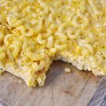 Trinidad Macaroni Pie is authentic caribbean comfort food