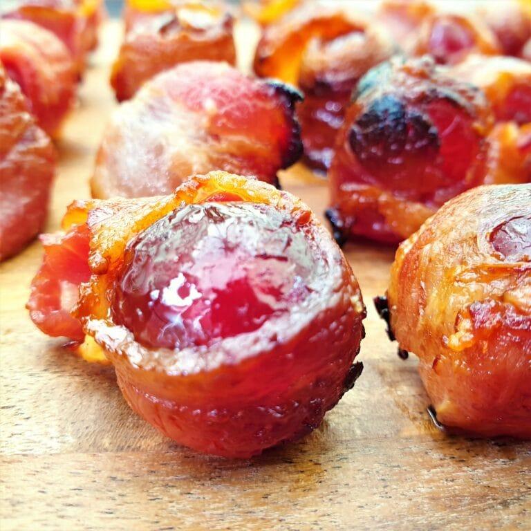 Bacon Cherry Bites