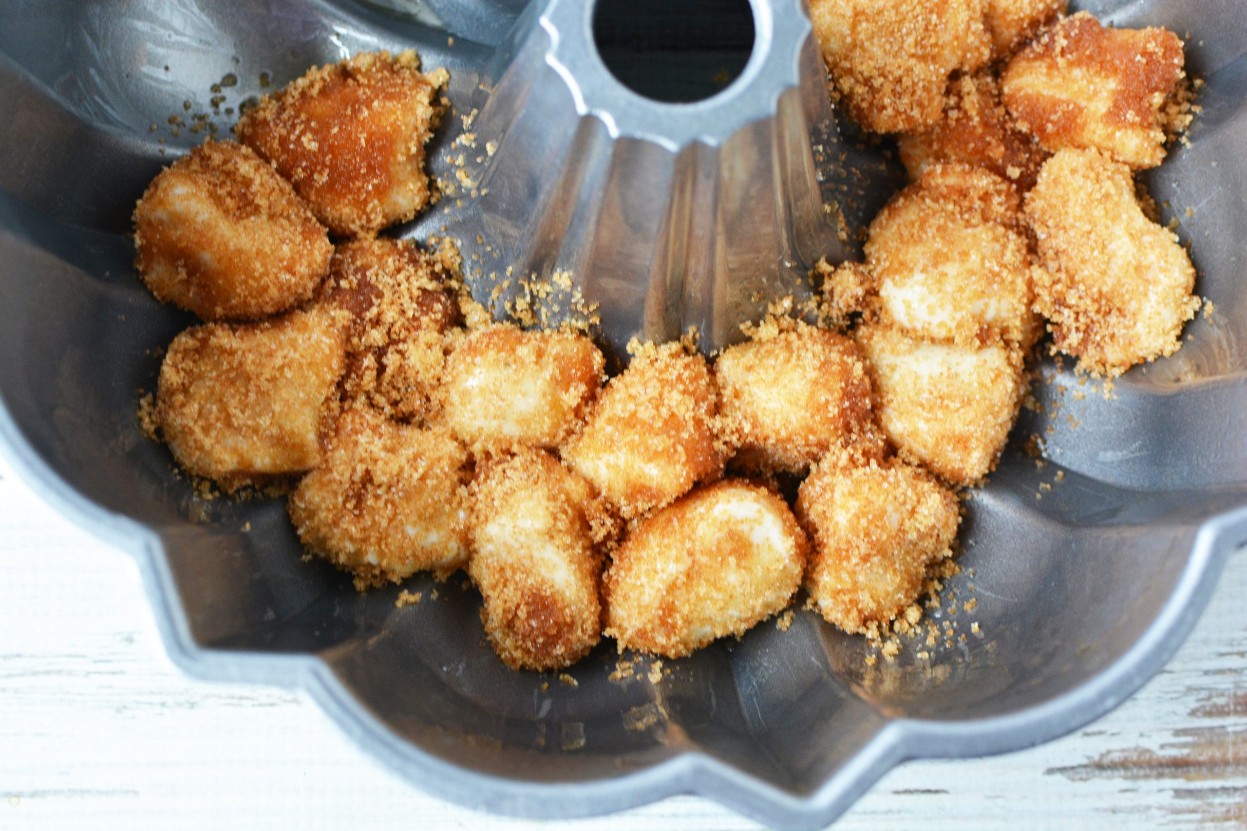 Frozen Bread Dough Monkey Bread Instructions 4