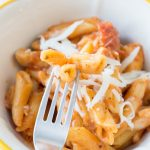 Instant Pot Chicken Pasta With Cheese