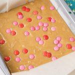 Valentine's Day Blondie Recipe