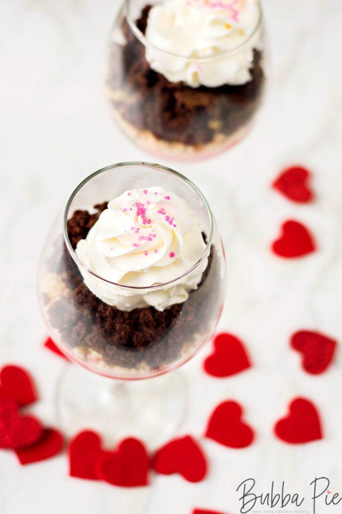 Valentine's Day Parfait