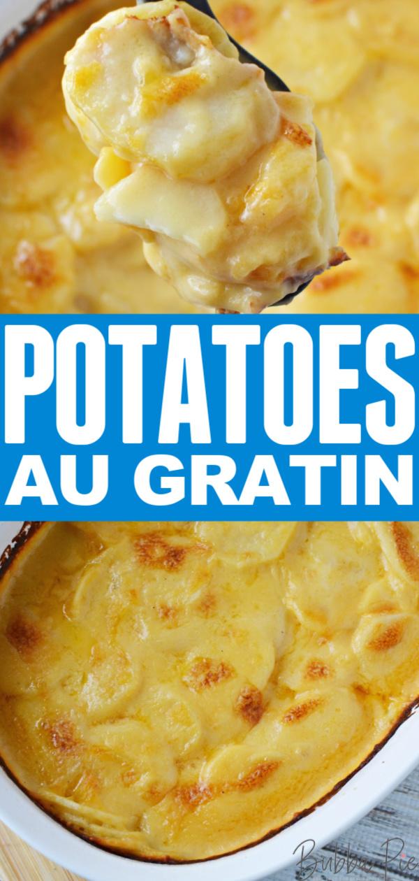 Au Gratin Potatoes Pin 1
