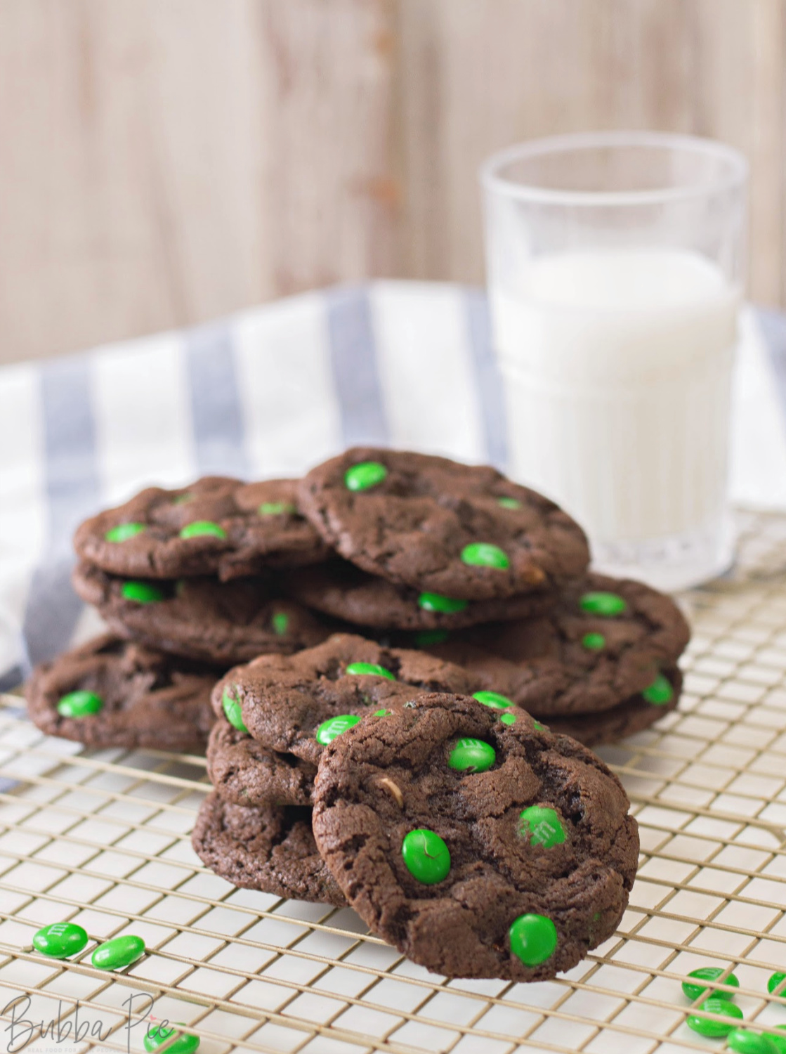 St. Patrick's Day Cookies Recipe