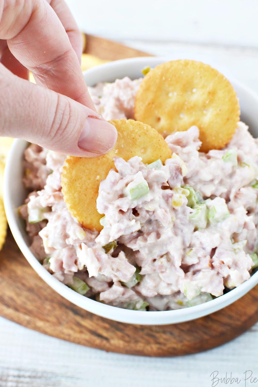 Easy Ham Salad