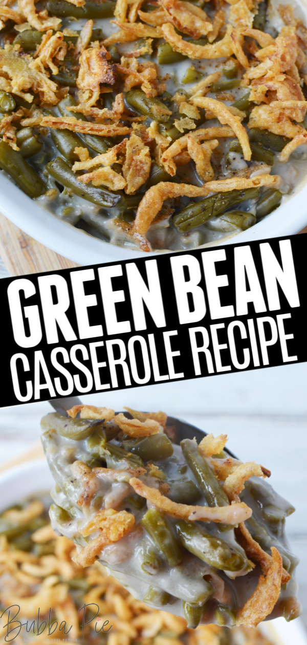 Green Bean Casserole Pin