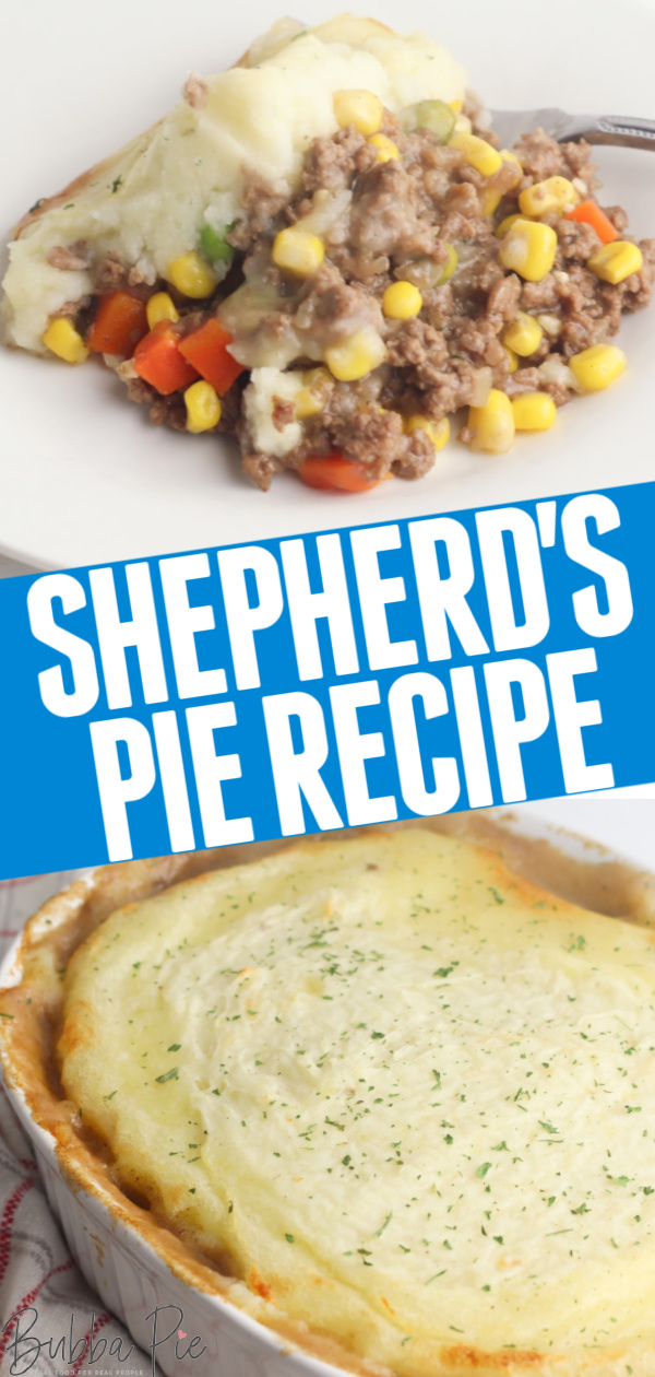 Shepherd's Pie Pin 1