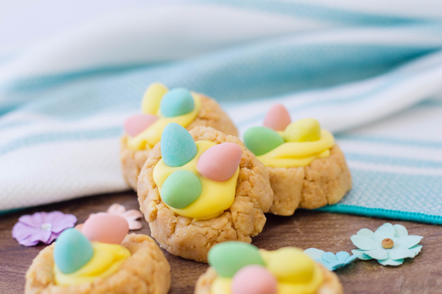birds nest cookies make a great no bake easter treat
