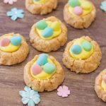 birds nest no bake easter treats