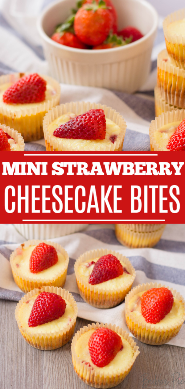 mini strawberry cheesecake pin 1