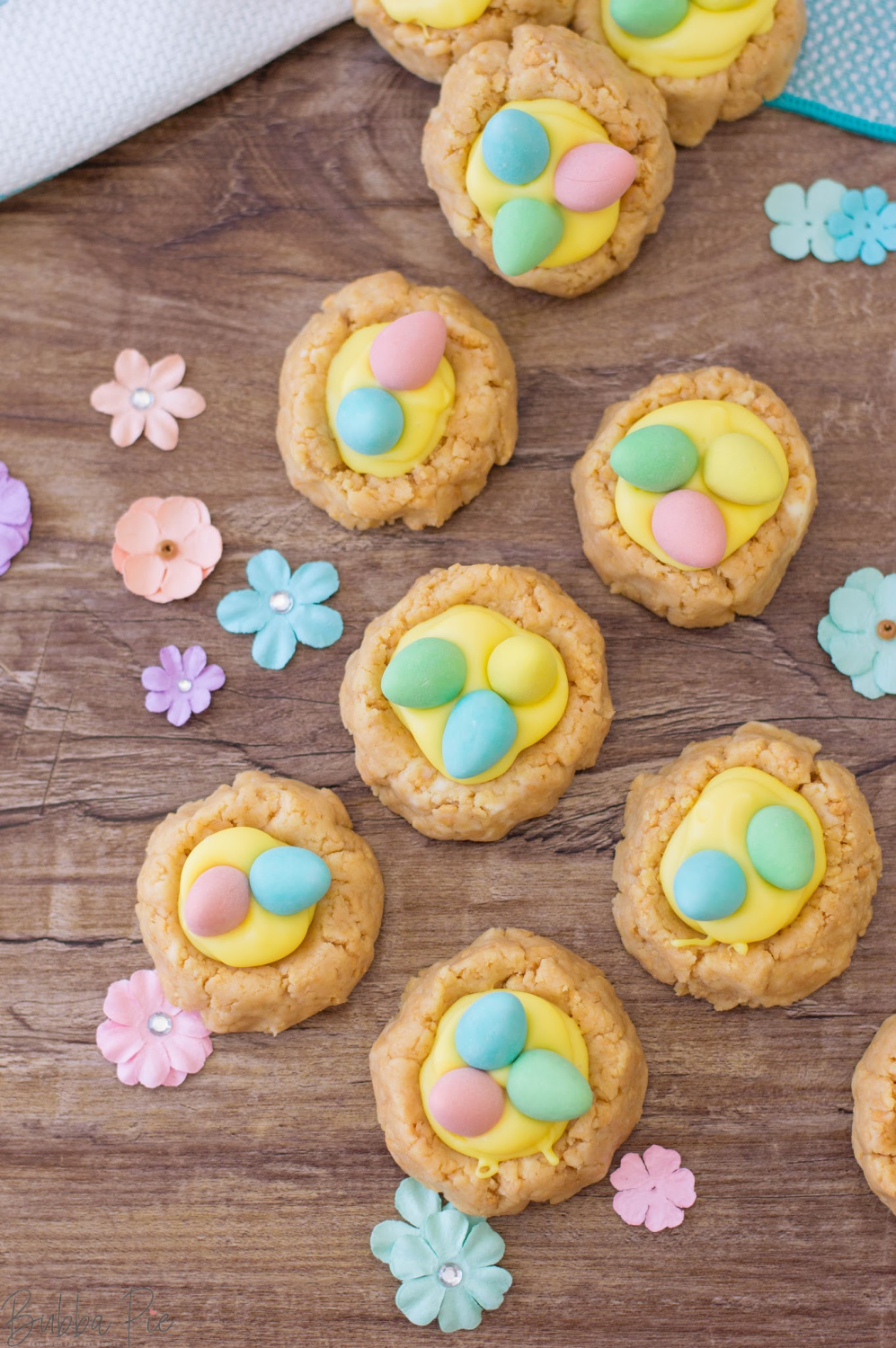 no bake easter cookies