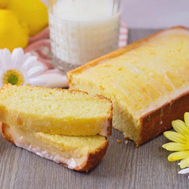 This Starbucks lemon loaf recipe is a copycat of the popular dessert.