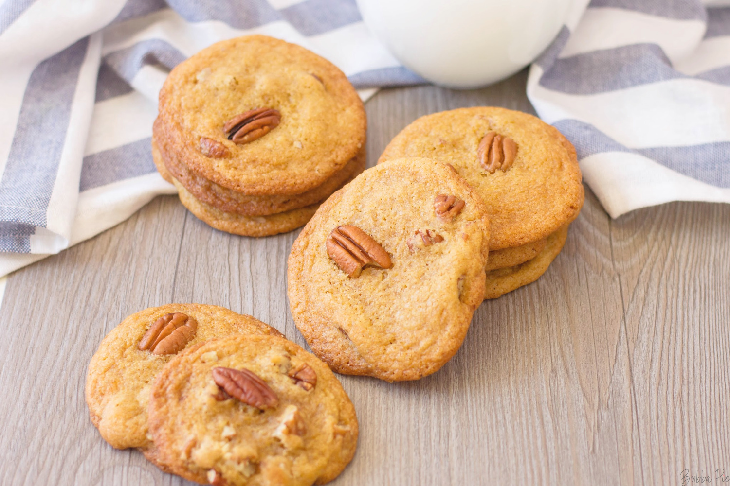 Butter Pecan Cookies Recipe is a great christmas cookie recipe