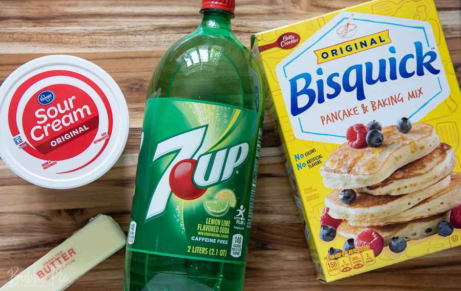 7 up Biscuits Ingredients