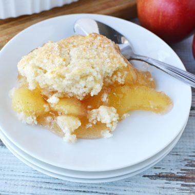 Easy Bisquick Apple Cobbler Recipe