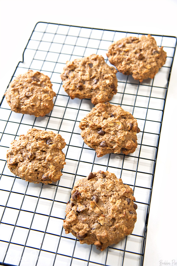 Breakfast Cookies are an easy, healthy and fun recipe for breakfast.