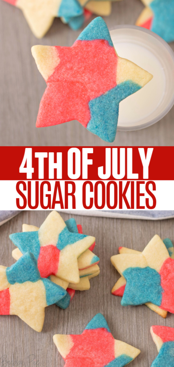 Fourth of July Sugar Cookies Pin
