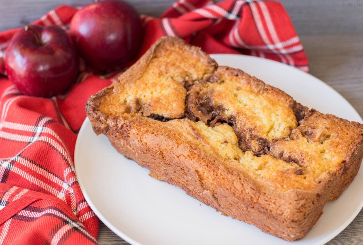 Apple Cinnamon Bread Instructions