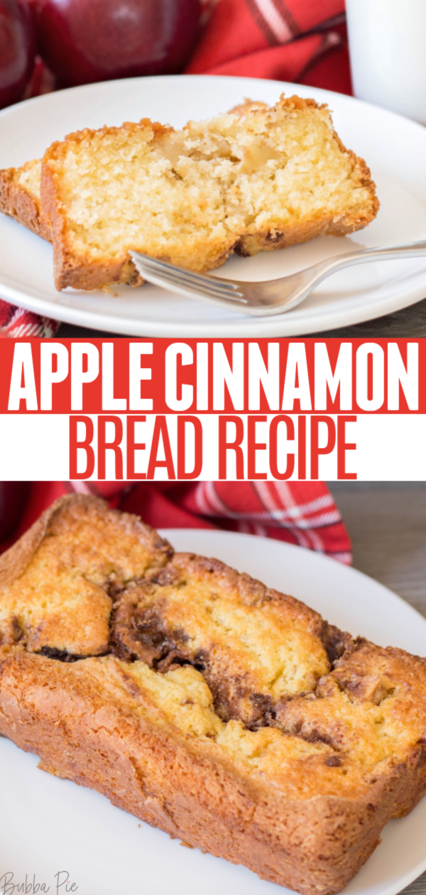 Apple Cinnamon Bread Pin 1