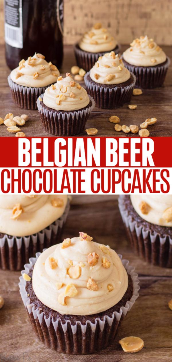 Belgian Beer Cupcakes Pin 1