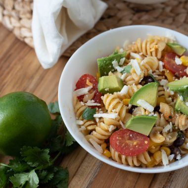 Southwest Pasta Salad Recipe