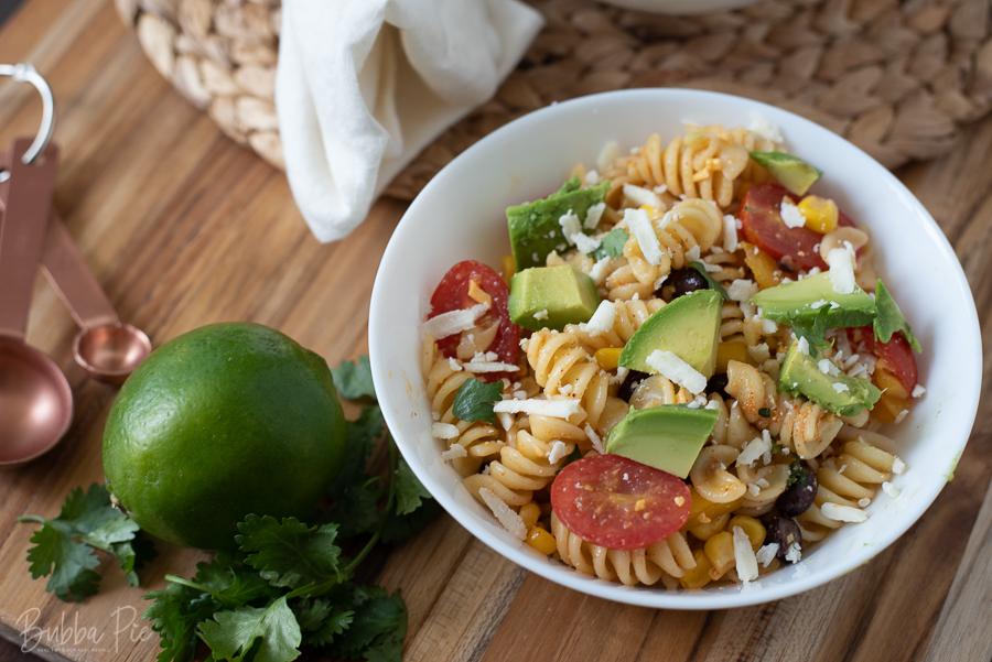 Southwest Pasta Salad Recipe