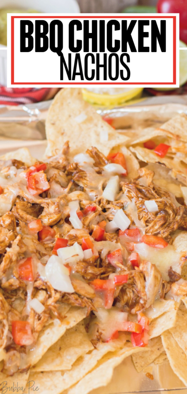 bbq chicken nachos pin 1