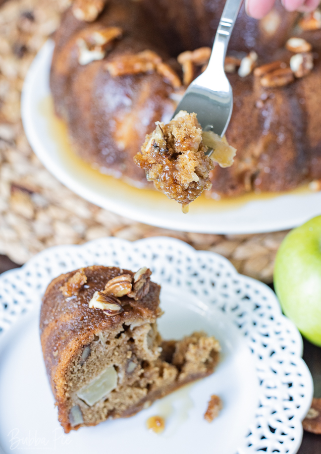Classic Apple Dapple Cake Recipe