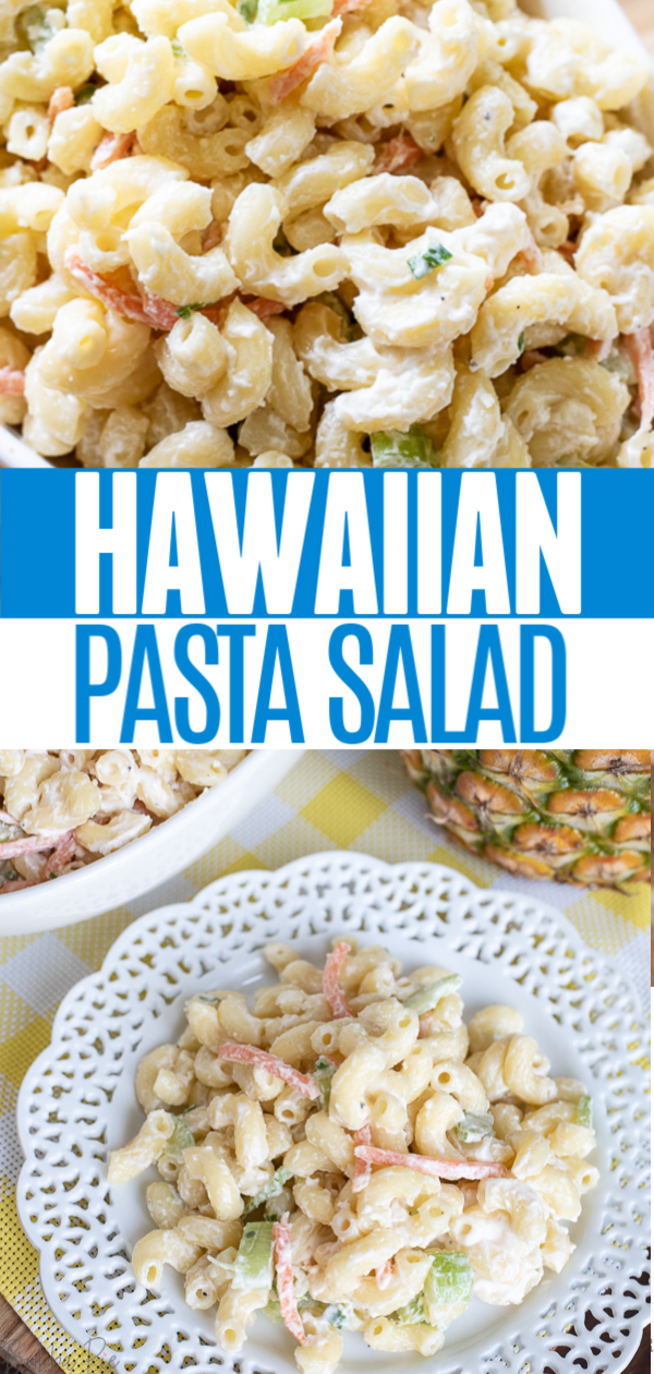 Hawaiian Macaroni Salad Pin