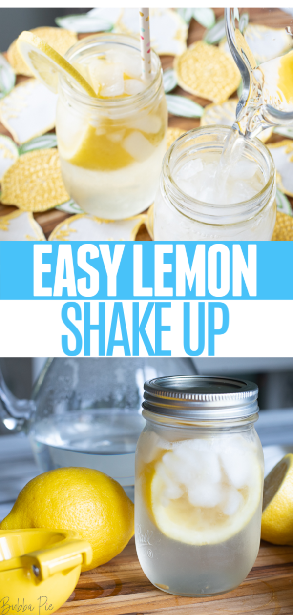 Lemon Shake Up Pin 1