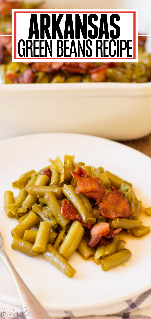 Arkansas Green Beans Pin 1