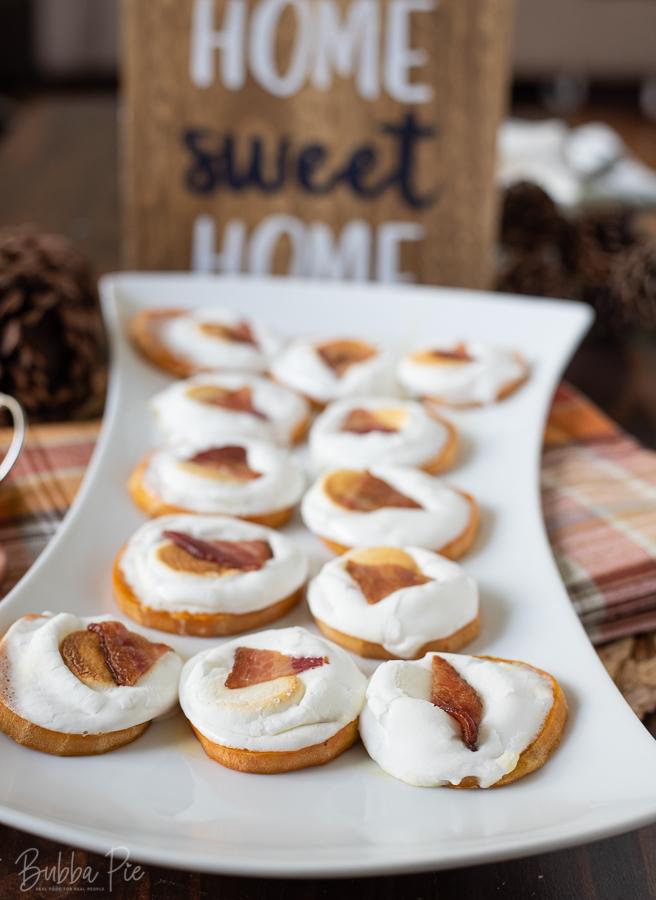 Sweet Potato Bites Recipe