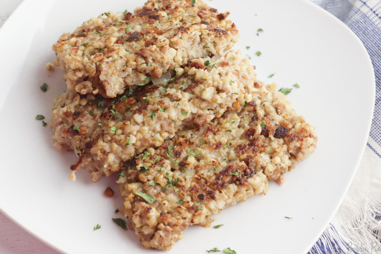 German Goetta is a traditional Cincinnati Recipe for breakfast meats.