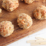 Sausage Ball Holiday Appetizer