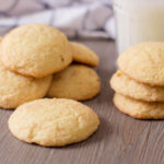 Cake Mix Snickerdoodles are a quick and easy cookie recipe.